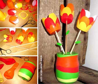 diy bouquet tulipes r 233 cup