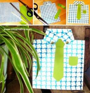 Carte Chemise & Cravate