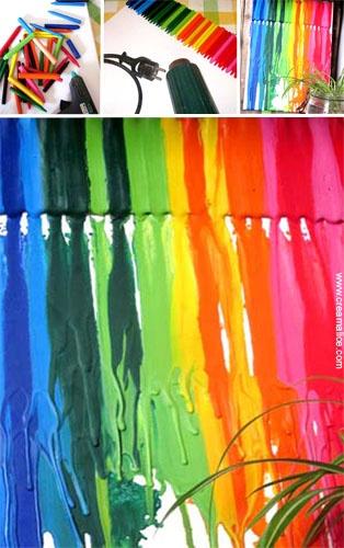 diy-tableau-deco-crayons-cire-creamalice