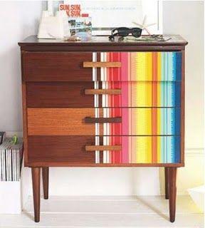 coup de diy masking tape 1. Black Bedroom Furniture Sets. Home Design Ideas