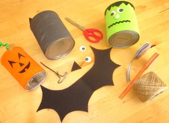 tuto diy seaux a bonbons recup halloween cr amalice. Black Bedroom Furniture Sets. Home Design Ideas