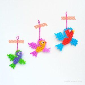7. Oiseaux