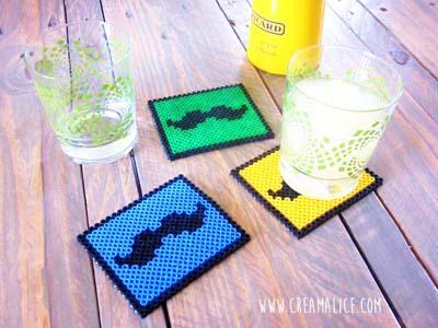 DIY_Sous_Verres_Moustache_Creamalice