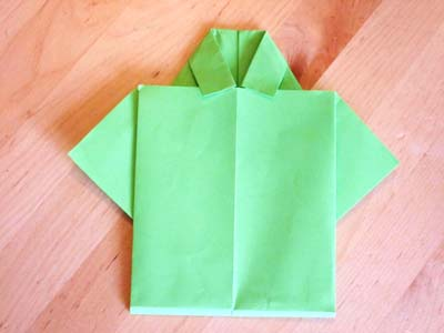 tuto origami fete des peres