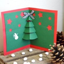 diy-carte-sapin-Noel-pop-up