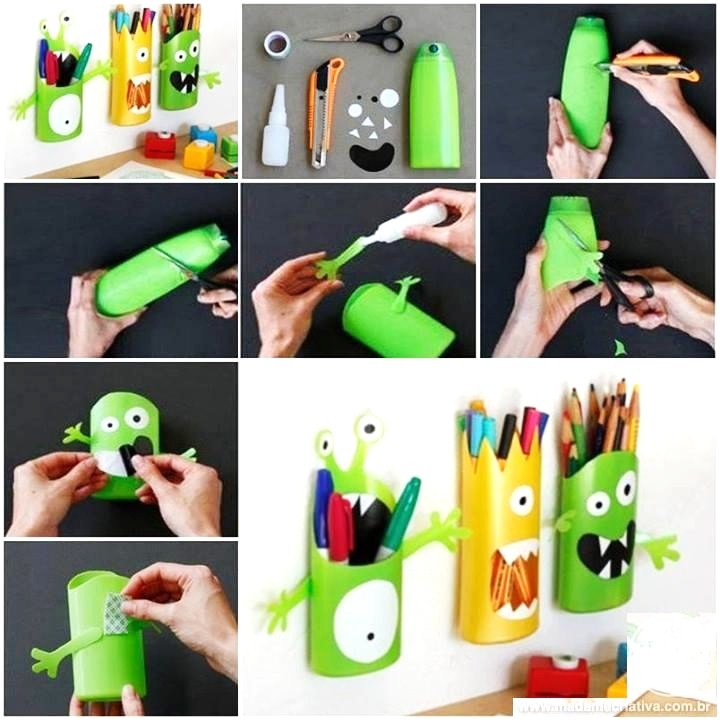 monsters-pencil-holder-craft