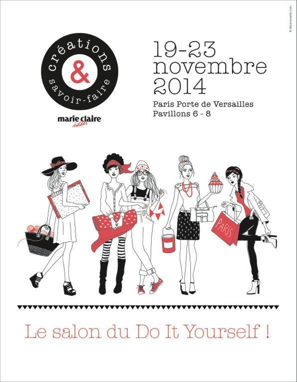Salon Créations & Savoir-faire Paris 2014