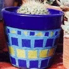 diy-pot-fleurs-mosaique