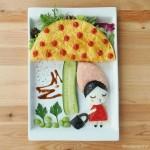 Food art11