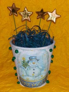 diy-pot-Noel-serviettage