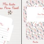 diy lettre Père Noël à imprimer12