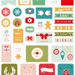 diy printable étiquettes Noël17 - Copie
