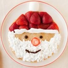 diy cuisine créative Père Noël