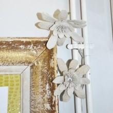 diy guirlande fleurs boîte à oeufs
