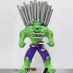 Hulk (orgue) Jeff Koons