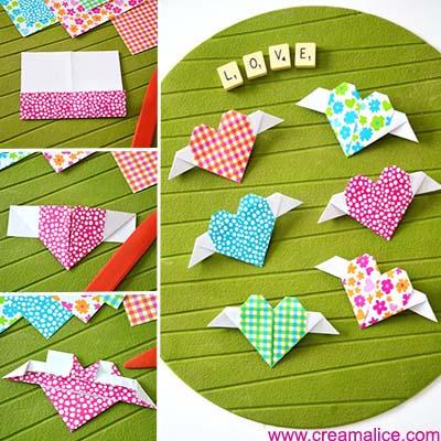 diy_coeur_aile_origami_saint_valentin_Creamalice