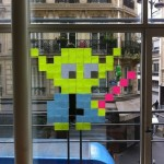 diy déco Post-it