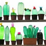 Recyclage créatif bouteilles en plastique
