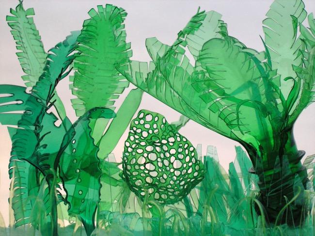 Sehr Coup de ♥ {Artiste}: Veronika Richterová la fée du recyclage créatif YI91