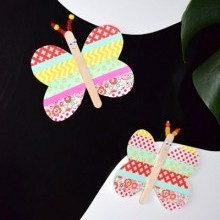 diy-magnet-papillon-masking-tape