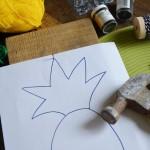 diy-porte-cles-mural-ananas-Creamalice