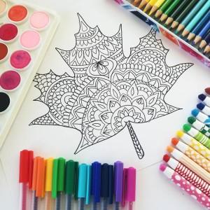 diy-printable-coloriage-feuille-automne-Creamaliceblog