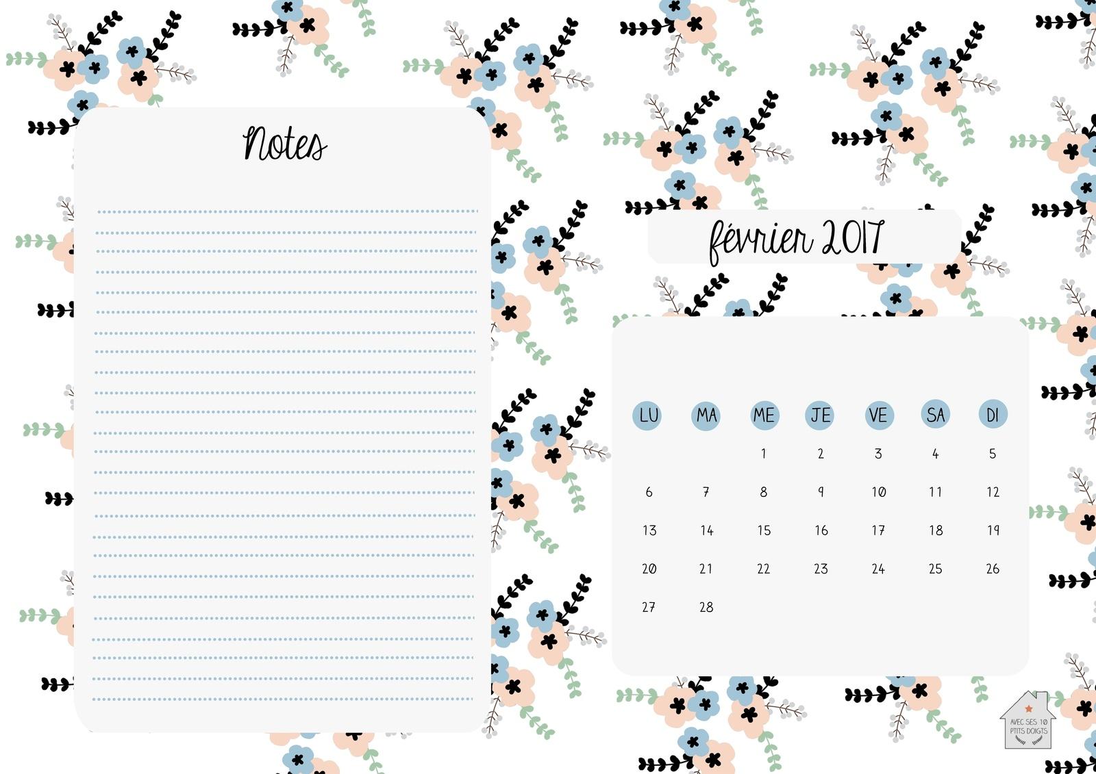 selection-Creamalice-printable-calendrier-fevrier2017.1