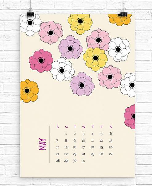 Selection-diy-printable-calendriers-Mai2017-Creamalice1