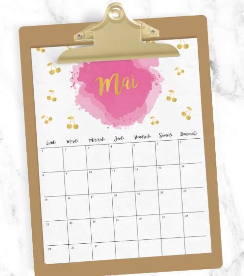 Selection-diy-printable-calendriers-Mai2017-Creamalice2