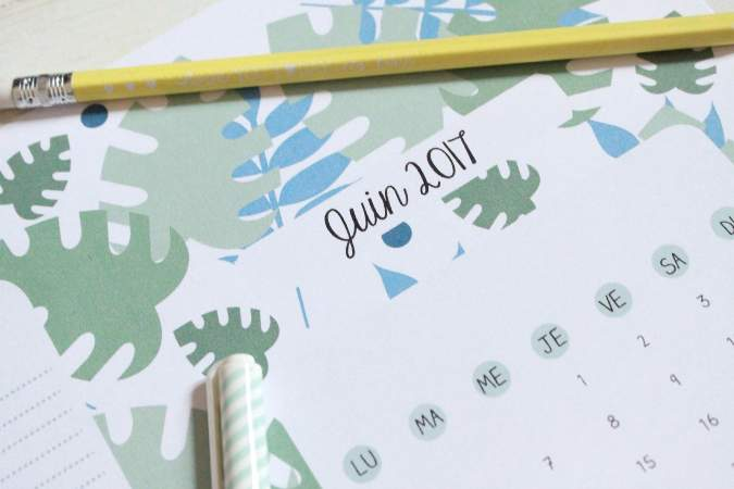 Selection-diy-printable-calendriers-Juin2017-Creamalice