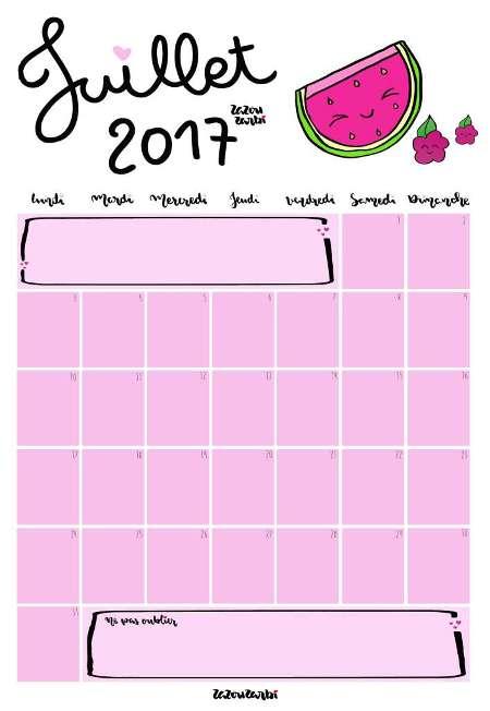 selection-diy-printable-calendrier-Juillet-Creamalice1